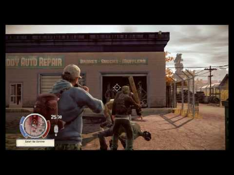 State of Decay - Travel with 2 followers from your own group, rather than strangers, no mods