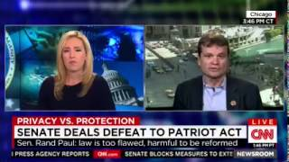 CNN Newsroom With Poppy Harlow: USA FREEDOM Act