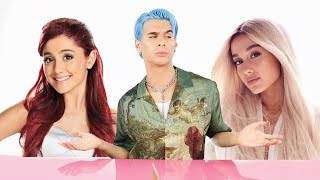 Ariana Grande Haircuts Ranked