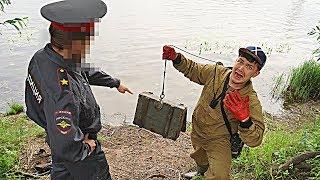 Магнитная рыбалка пошла не по плану штраф за жуткие находки