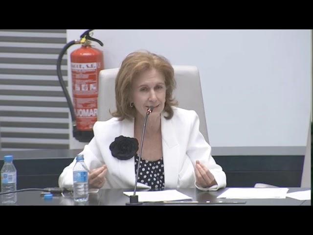 Maite Pacheco reclama que se solucione de manera urgente la emergencia alimentaria que sufre Madrid