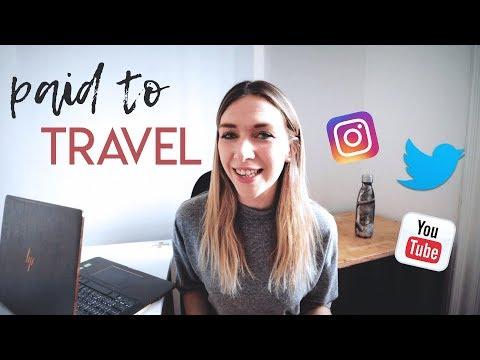 How I Get PAID To TRAVEL! 7 Ways I Make Money As An INFLUENCER