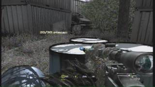 Repeat youtube video Call of Duty 4 All 30 Intel Locations