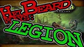 World of Warcraft Legion 004 Engineering Questing in Azsuna