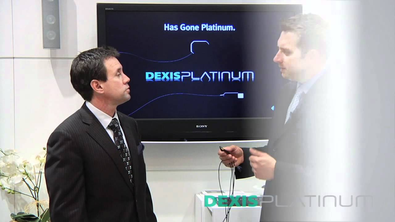 DEXIS -- Introducing the all-new DEXIS Platinum Sensor