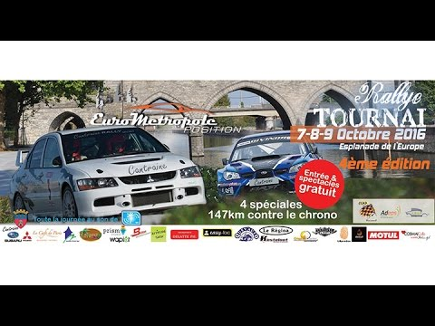 "EUROMETROPOLE POSITION "" RALLYE 2016 "" - Interview de Ronald Smette"