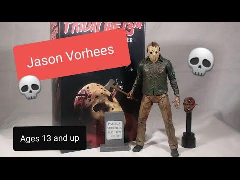 NECA Ultimate Archive Reviews Ultimate Part 4 Jason Voorhees