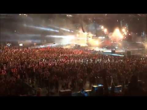 David Guetta - Titanium (live @ Big City Beats World Club Dome Frankfurt)