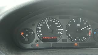 Accelerating E36 2.8 m52b28 ( 0-220kmh)1150kg