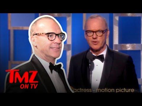 Michael Keaton: The World's Most Horrible Person! | TMZ TV