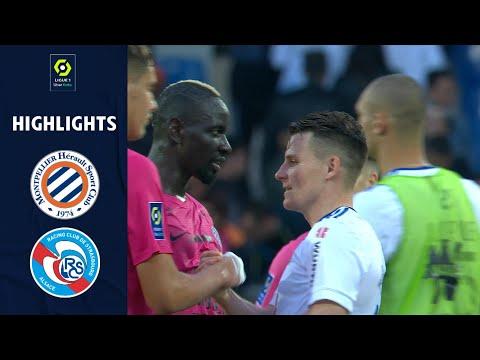 Montpellier Strasbourg Goals And Highlights