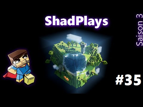 ShadPlays S3E35 : Armure RedstoneArsenal (Minecraft 1.7.10)