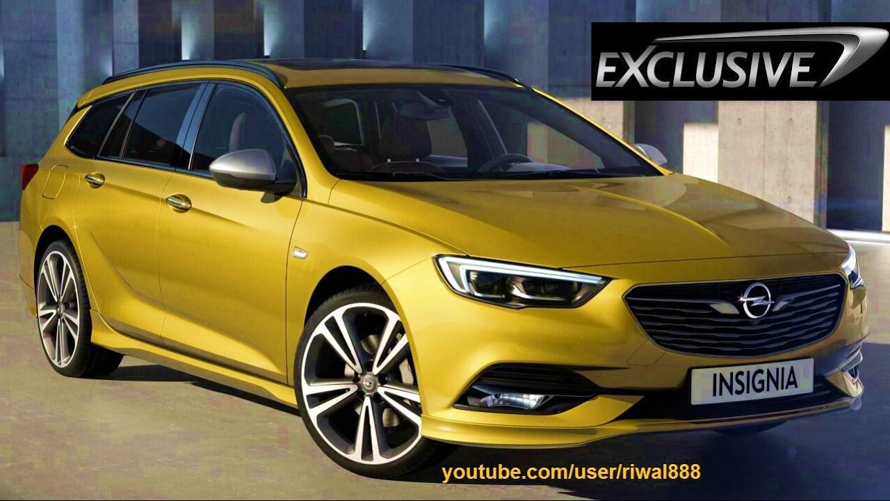 new 2017 opel insignia sports tourer exclusive exclusive color options hd youtube. Black Bedroom Furniture Sets. Home Design Ideas