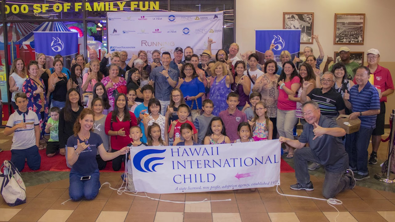 Download Running for Grace Hawai'i Premiere Video Report