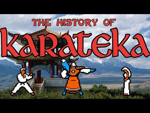 The History Of Karateka - Video Game Documentary