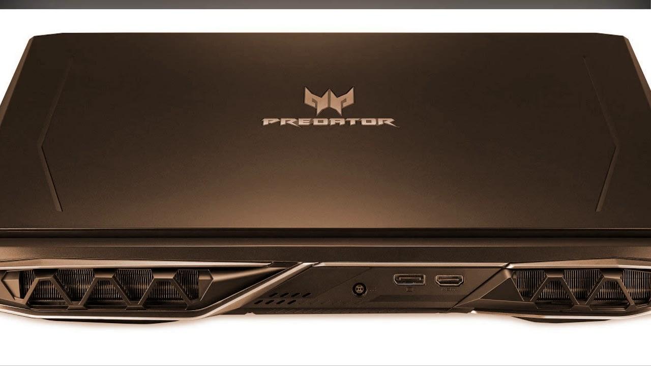 Acer Predator Helios 500 PH517-51-72NU Gaming Laptop Intel Core i7-8750H  GeForce GTX 1070