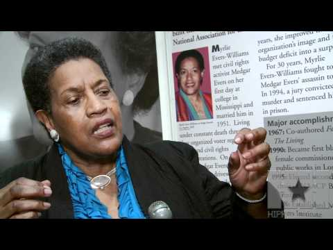 "Myrlie Evers-Williams Says Give ""The Help"" A Chance - HipHollywood"