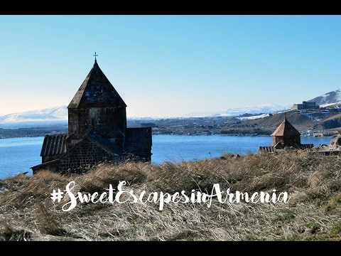 Sweet Escapes in Armenia (Armenia Travel Video)