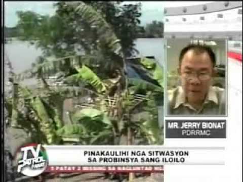 TV Patrol Panay - December 27, 2012