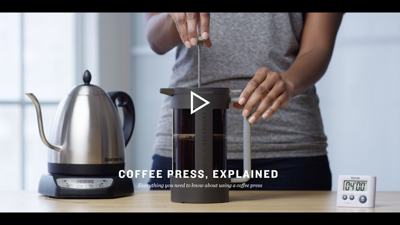 Let S Make Brewing With A Coffee Press Easy