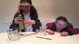 Evie & Matilda Science News 1