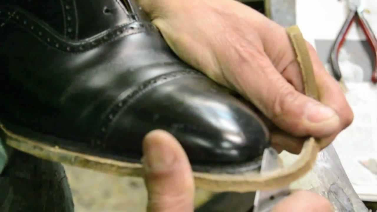 Scarpe Con Risuolatore Goodyear Inglesi Riparazione Uomo Da BexCod