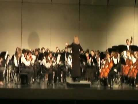 Austin Academy Honors Orchestra March of the Nutcracker