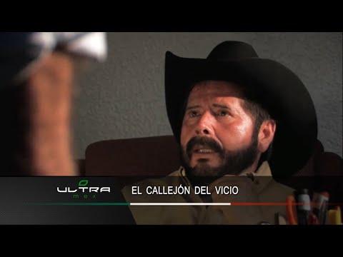 El Gatillero Bernabé Melendrez en El Callejón del Vicio   Ultra Mex