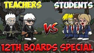 Mini Militia Boards Special 12 Players Lobby Mod !! Funny Gameplay | Doodle Army 2: Mini Militia #81