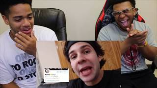 David Dobrik - FINDING OUT HOW MUCH JEFFREE STAR SPENDS!! | Broskie Variety Reaction!