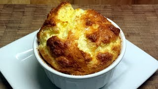 Classic Cheese Soufflé Recipe