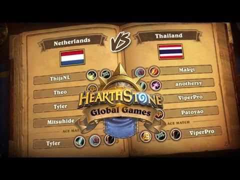 Pays-Bas Vs Thailand - HGG