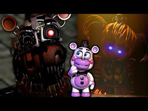 Y'ALL BETTER STRAP IN FOR THIS ONE!! | Five Nights at Freddy's 6 | #1
