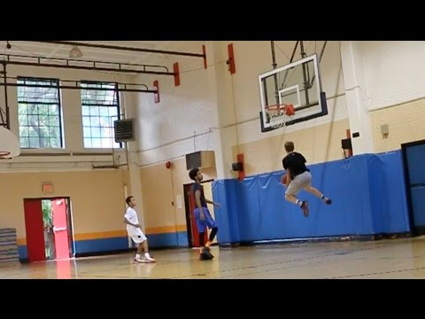 THE MOST INSANE PICKUP BASKETBALL GAME!!!
