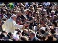 (Íntegra) Reflexão Papa Francisco Audiência Geral 20-04-16