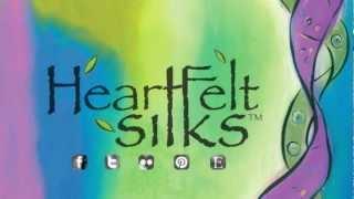 Incredible Wet Felting Tool!  Palm Washboard by HeartFelt Silks