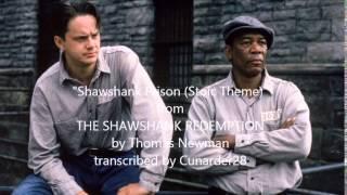 Shawshank Prison - Stoic Theme (Piano)