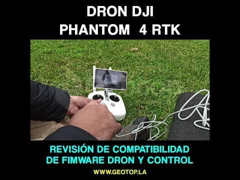 15 Revision de Compatibilidad entre Dron y RC