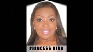 Princess Dior on B92.7 Jams w/ Yolanda Neely speaking on Dyslexia Awareness