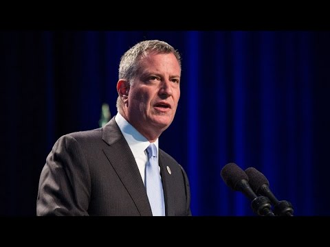 New York City Curfew Has Ended, Mayor de Blasio Says