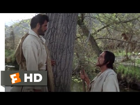 The Greatest Story Ever Told (1965) - You Are The Messiah Scene (6/11) | Movieclips