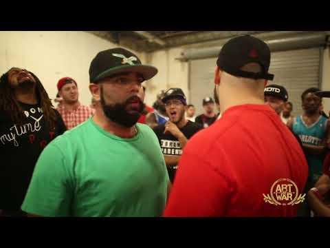 KOTD - Rap Battle - MAJIK vs PHILLY DA GENIUS | #PY