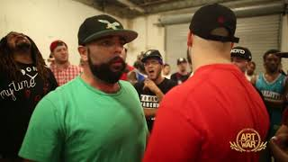 KOTD - Rap Battle - MAJIK vs PHILLY DA GENIUS | #PY