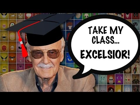 Tomorrow Daily - 139: Nvidia Shield, an online comic book class taught by Stan Lee and more