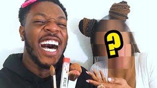MEIN FREUND macht mein Make-Up !!! - JokaH Tululu