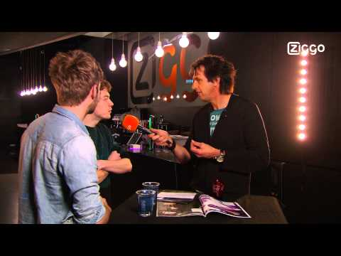 Interview Geppetto & The Whales // Ziggo Live #69 (12/03/2014)