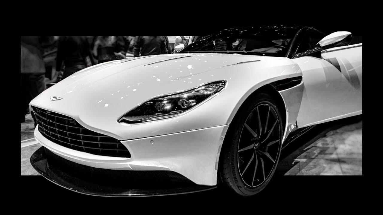 2017-2018 Aston Martin DB11 - Exhaust Note - YouTube