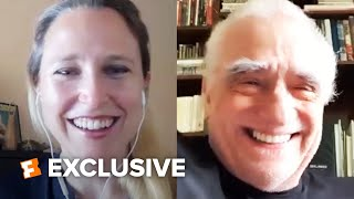 Martin Scorsese Interviews Josephine Decker About 'Shirley' | Movieclips Trailers