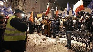 Польша  парламентский кризис не преодолен