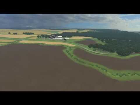 FS15 Upper Mississippi River Valley Map progress